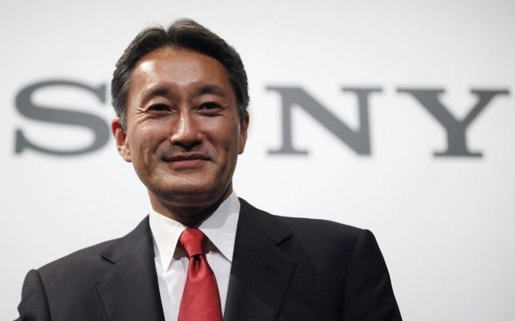 Кадзуо Хираи уходит из Sony после 35 лет работы