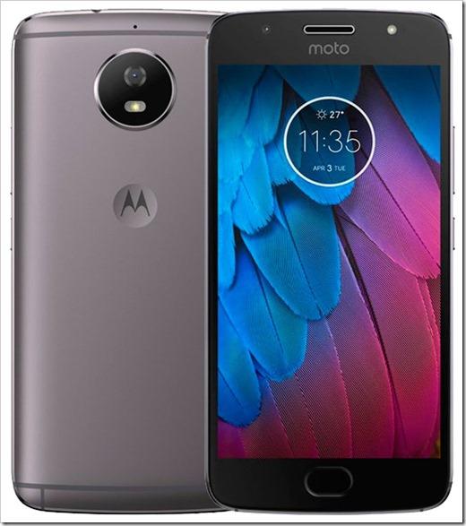 Motorola G5s – характеристики