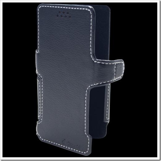 Кожаная книжка – универсальный чехол для Nokia 5.3