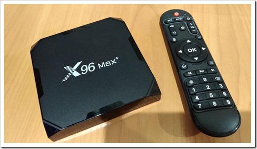 Обзор характеристик Андроид ТВ приставки X96 Max Plus